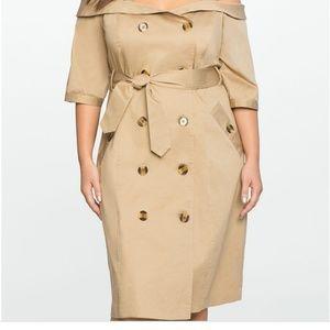 Eloquii Dresses - Trench Dress